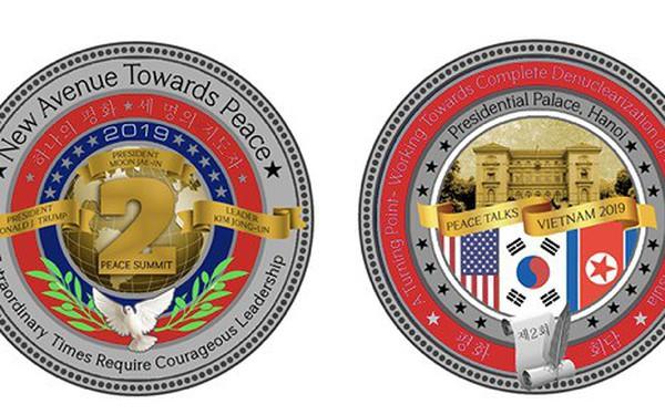 Nhà Trắng tung ra 1.000 đồng xu về thượng đỉnh ở Việt Nam