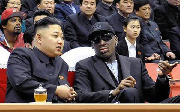 Cựu sao bóng rổ Mỹ (bạn thân của Chủ tịch Kim Jong-un) viết tâm thư cho Tổng thống Trump