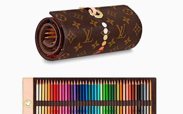 Louis Vuitton ra mắt bộ bút chì màu 21 triệu đồng dành cho các dân chơi yêu vẽ vời