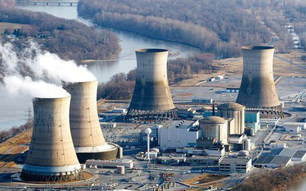 Điện hạt nhân của Trung Quốc đang phủ sóng ra thế giới