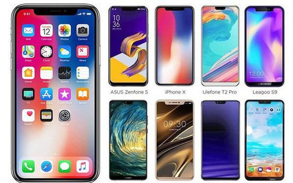 iPhone ế tới nỗi các hãng Trung Quốc chẳng thèm sao chép thiết kế nữa