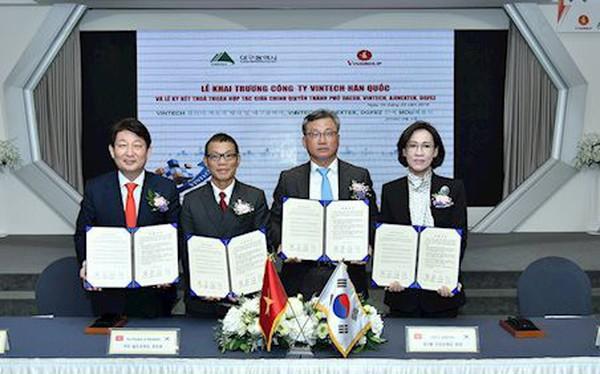 Vì sao Vingroup chọn Hàn Quốc là quốc gia đầu tiên để đặt trụ sở trong Mạng lưới nghiên cứu VinTech toàn cầu?