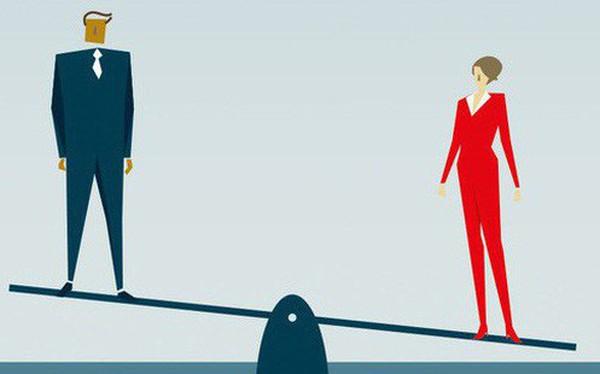 Nữ giới liên tục đòi bình đẳng nhưng hóa ra lương đàn ông lại thấp hơn?