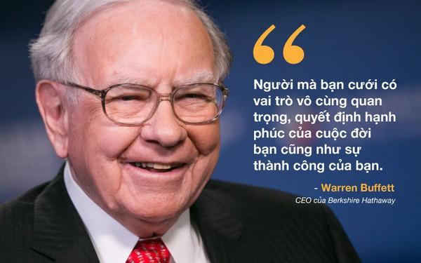 [Vợ tỷ phú] Warren Buffett: Vợ là một trong những người thầy vĩ đại nhất của tôi