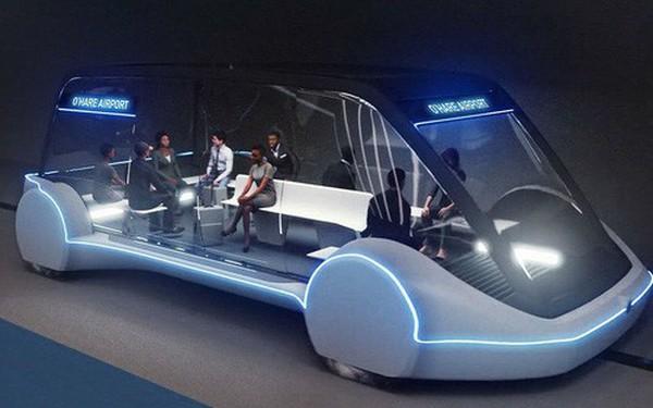 Las Vegas liên hệ Boring Company của Elon Musk để làm dự án giao thông trong thành phố