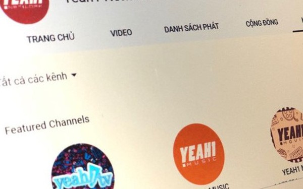 Từ vụ Yeah1 bốc hơi nghìn tỷ: Rủi ro từ kiếm tiền Youtube