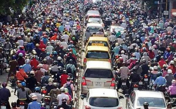 Cấm xe máy ở Việt Nam: EuroCham đưa ra những chuyện trái ngược và các kết quả bất ngờ