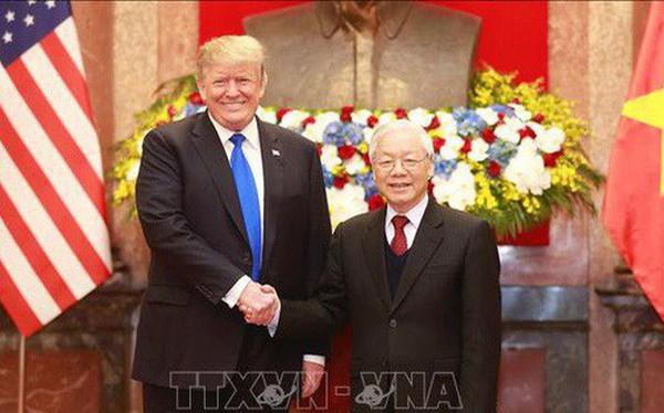 Nhận lời mời của Tổng thống Trump, Tổng Bí thư, Chủ tịch nước Nguyễn Phú Trọng sẽ thăm Hoa Kỳ trong năm nay