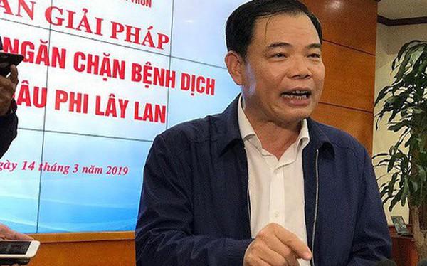 Bộ trưởng Nông nghiệp kêu gọi người tiêu dùng không quay lưng với thịt lợn