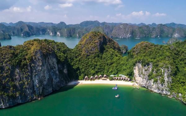Resort bằng tre tuyệt đẹp trên 'vịnh Hạ Long' của Hải Phòng