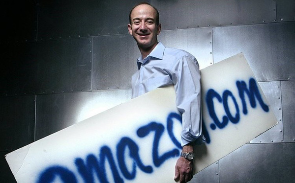 8 dự đoán của Jeff Bezos từ 20 năm trước đã thành sự thật