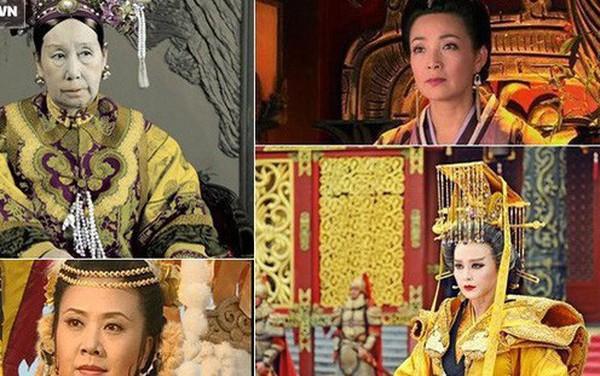 """4 phụ nữ nắm quyền khét tiếng nhất lịch sử TQ: Ai """"trên cơ"""" cả Lữ hậu lẫn Võ Tắc Thiên?"""
