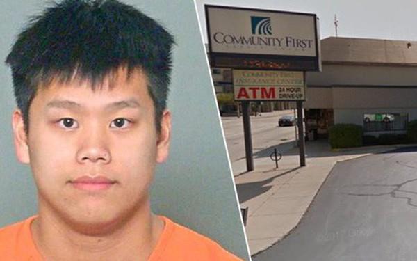 Cuộc sống quá nhàm chán, thanh niên 19 tuổi đi cướp ngân hàng để tìm 'điều gì đó mới mẻ hơn'