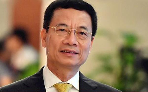 """Bộ trưởng Nguyễn Mạnh Hùng: """"Người trẻ hãy nhận việc khó để làm"""""""