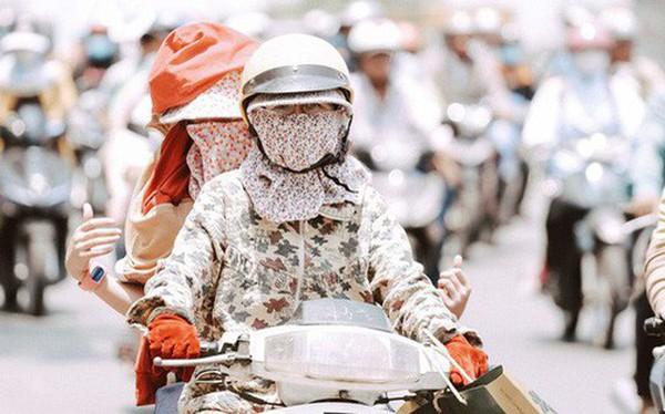 Cảnh báo tia cực tím ở Sài Gòn đang chạm ngưỡng nguy hiểm, có thể gây ung thư da nếu tiếp xúc trực tiếp trong thời gian dài