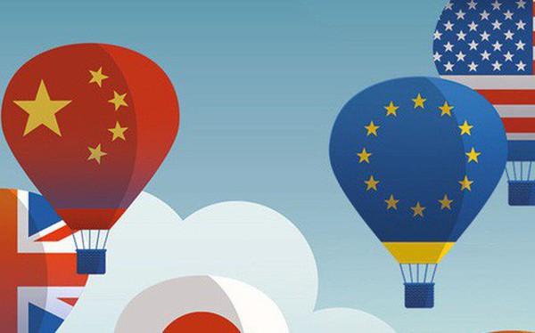 """Triển vọng tăng trưởng các nước """"bạn hàng lớn"""" của Việt Nam năm 2019 ra sao?"""