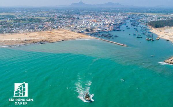 Không phải Đà Nẵng hay Nha Trang, dòng tiền ồ ạt đổ vào hàng loạt dự án nghỉ dưỡng tại khu vực mới nổi này