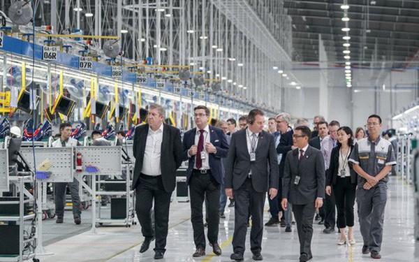 Ủy ban ngân sách Quốc hội Đức đánh giá cao bước phát triển của VinFast