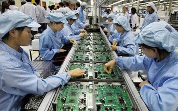 """Ngành sản xuất của Việt Nam có dấu hiệu """"khoẻ"""" trở lại"""