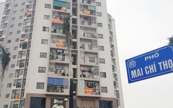 Bị cắt điện nước, dân chung cư rao bán nhà để phản đối