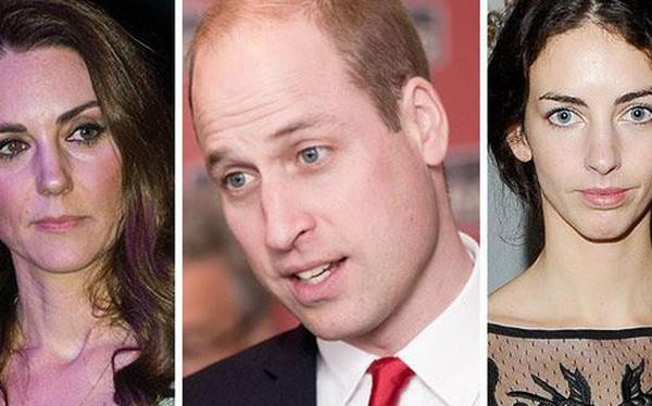 Người dùng mạng rúng động trước tin Hoàng tử William ngoại tình sau lưng Công nương Kate và kẻ thứ 3 không phải ai xa lạ