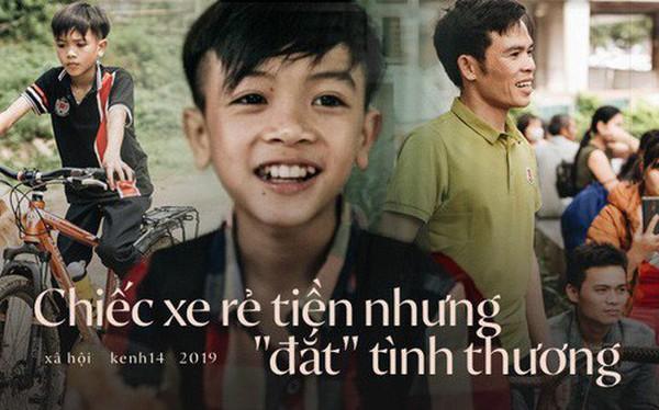 """103 triệu đồng cho đôi dép """"khét lẹt"""" và chiếc xe đạp vượt 103 km của cậu bé Sơn La: Sự tử tế của những người xa lạ"""