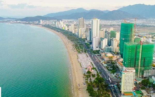 Khánh Hoà: Xem xét lại quy hoạch đô thị để đưa TP. Nha Trang lên đô thị loại 1 vào năm 2020