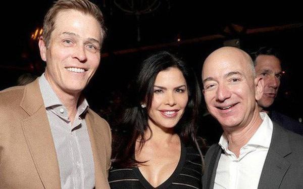 Bạn gái tin đồn của tá»· phú Jeff Bezos nộp đơn ly hôn