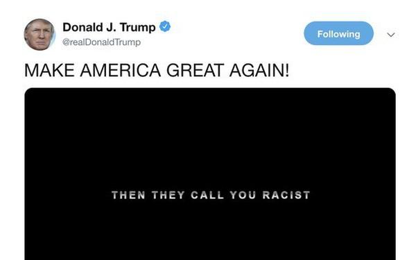 Twitter xóa video của Tổng thống Donald Trump vì vi phạm bản quyền nhạc phim The Dark Knight Rises