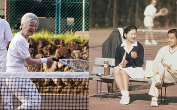 Chuyện tình lãng mạn 60 năm của Vua và Hoàng hậu Nhật Bản: Dù bao năm đi nữa vẫn vui vẻ chơi tennis cùng nhau