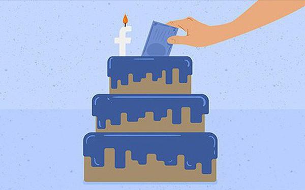 """""""Trong tương lai, tính năng quyên tiền từ thiện có thể giúp Facebook kiếm được hàng tỷ USD doanh thu"""""""