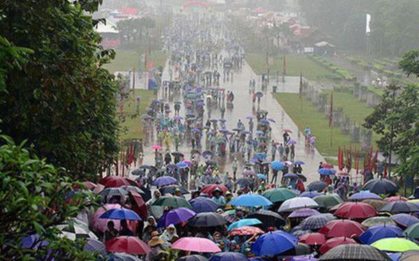 Thời tiết trên cả nước 3 ngày nghỉ lễ Giỗ tổ Hùng Vương như thế nào?