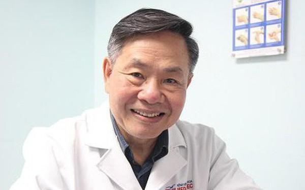 """PGS.TS Đoàn Hữu Nghị: 3 bí quyết """"dưỡng dạ dày"""" ngừa các bệnh dạ dày và ung thư"""