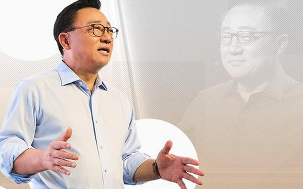 CEO Samsung tái khẳng định công ty sẽ giữ ngôi vương di động thêm 10 năm nữa