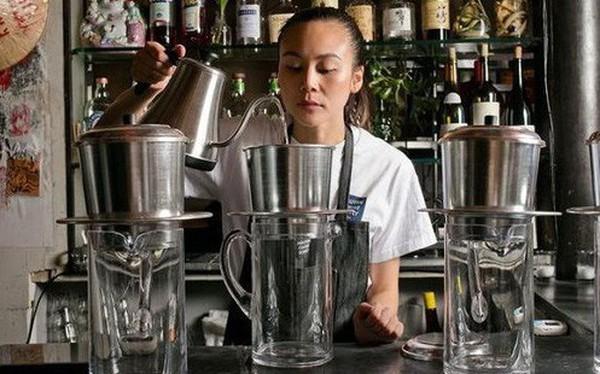 Nữ doanh nhân mở quán cà phê 'độc, lạ' Việt Nam ở New York