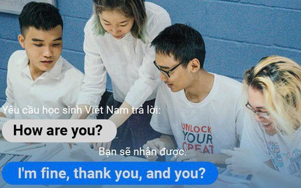 Chuyện học dốt Tiếng Anh đáng buồn của nhiều người trẻ: Hỏi How are you? là tự động tuôn ra: I'm fine. Thank you. And you?