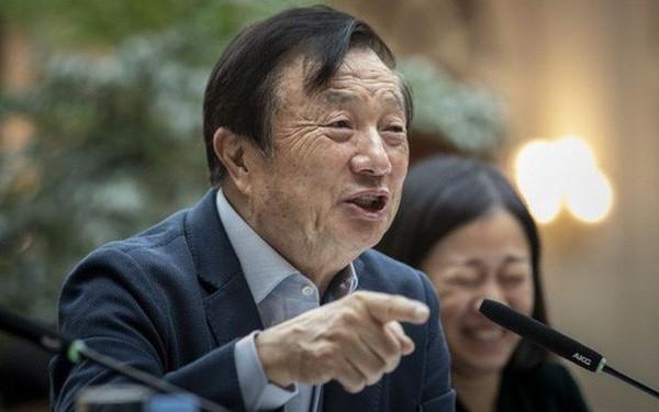 """Nhà sáng lập Huawei: """"Chính phủ Mỹ đang quảng cáo cho chúng tôi"""""""