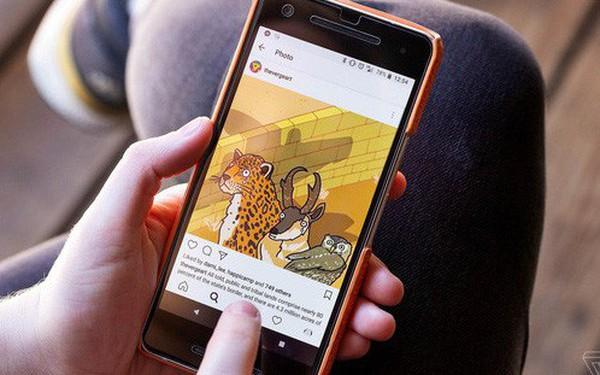 Instagram cân nhắc ẩn số lượt like trong bài đăng