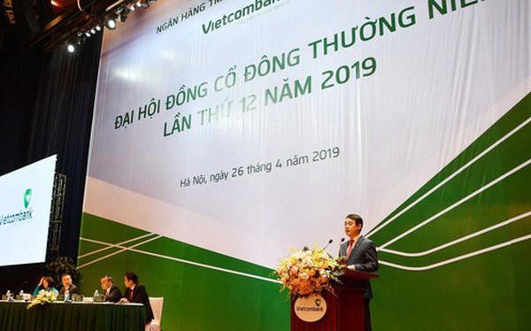 Bất ngờ điều chỉnh giảm mục tiêu lợi nhuận, chủ tịch Vietcombank Nghiêm Xuân Thành nói gì?
