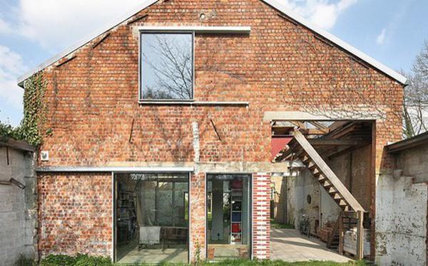 Ngôi nhà gần 100 năm tuổi đẹp ngỡ ngàng sau khi được cải tạo