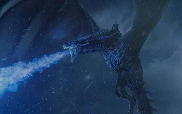 Giả thuyết mới: Night King đang cưỡi rồng tới đánh phá King's Landing