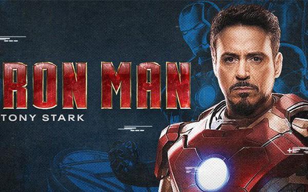 """""""Tôi là Iron Man"""" - Người hùng không trái tim bất cần mà ấm áp"""
