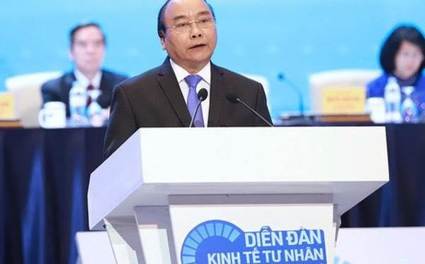Thủ tướng Nguyễn Xuân Phúc: Nền kinh tế Việt Nam chỉ có thể hùng mạnh khi có những doanh nghiệp với năng lực cạnh tranh toàn cầu!