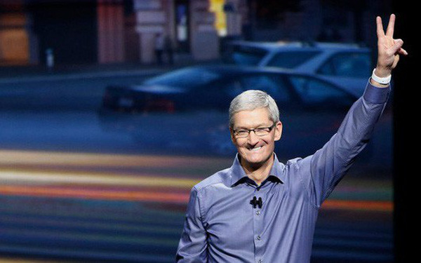 Trung bình 2 - 3 tuần, Apple thâu tóm một công ty khác