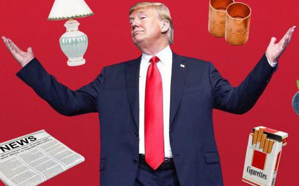 """Bloomberg: Không biết đến khi nào thì Tổng thống Donald Trump mới thấm thía bài học """"nói trước bước không qua""""?"""