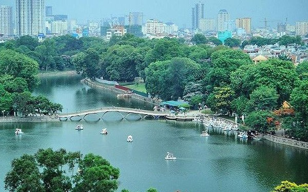 Hà Nội chấp thuận chủ trương xây bãi xe ngầm trong công viên Thủ Lệ