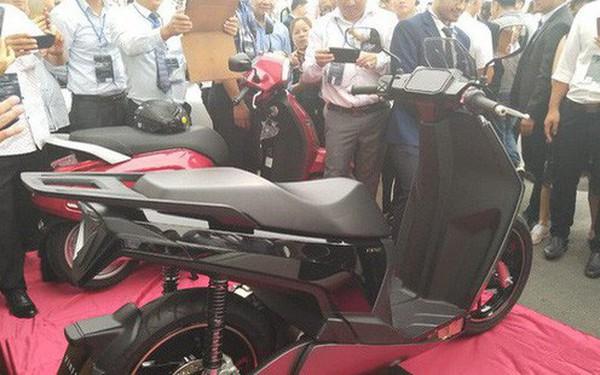 Lộ diện VinFast V9 - Xe máy điện nhanh và mạnh nhất sắp bán tại Việt Nam