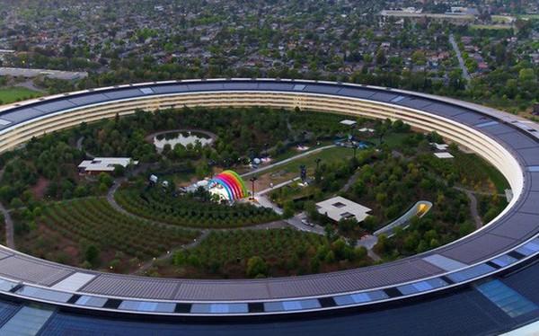 Trụ sở 5 tỷ USD của Apple lớn cỡ nào?