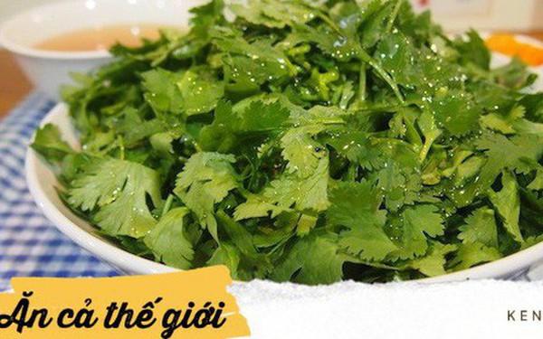 """Loại rau thơm nhỏ bé này của Việt Nam lại có thể khiến người Nhật """"phát sốt"""""""