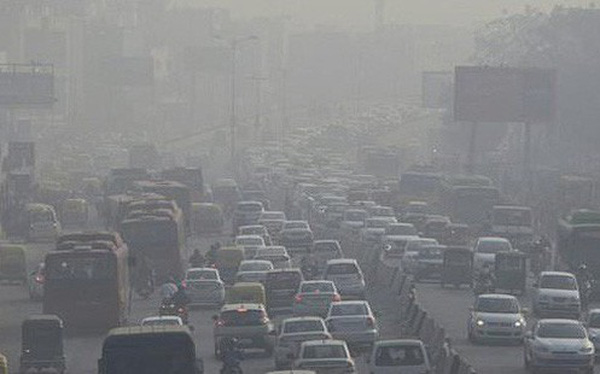 Ấn Độ cảnh báo bất thường do ô nhiễm không khí tại New Delhi